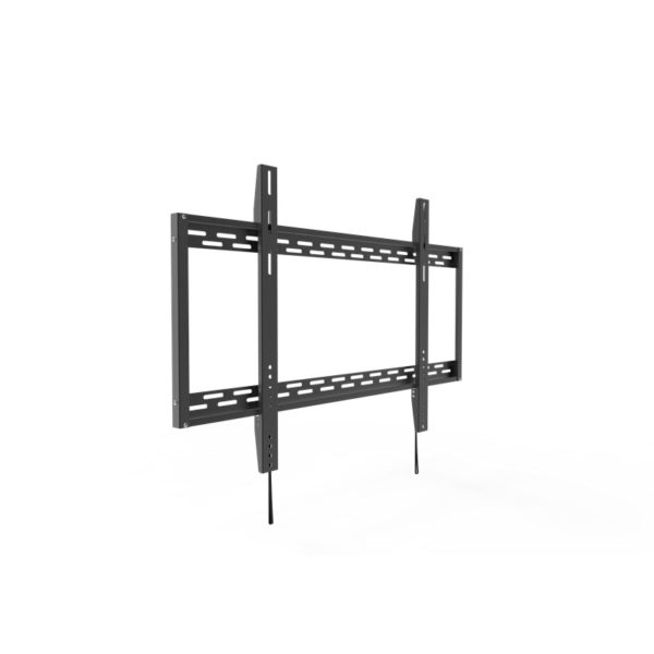 Extra Large TV Curved Flat Mount Fixed